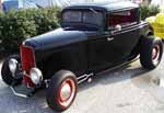 32 Ford Hiboy Chopped 3W Coupe - Jim Schablein